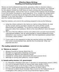 Essay Assignment Examples Policy Memorandum Essay Sample Essay Term Paper Example