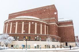 Elliott Hall Of Music Tom Crockett