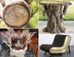 furniture made from tree trunks. tree stump furniture google search made from trunks