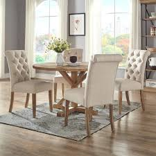 Round Wood Kitchen Table Momluvco