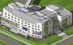 Скачать бесплатно дипломный проект ПГС Диплом № Лечебный  Диплом №1040 Лечебный корпус центральной городской больницы в г Югорск