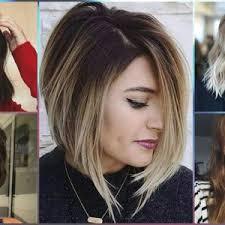 قصات شعر متوسط احدث صيحة في قصات الشعر الاصدقاء