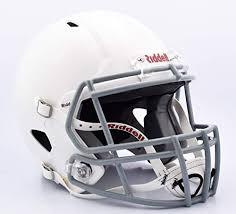 Riddell Victor Youth Helmet White Gray Small Buy Online
