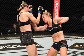 UFC on ESPN 16 results: Holly Holm ...