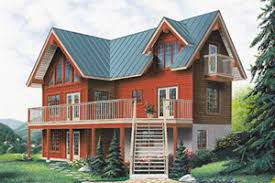 chalet house plans. Chalet Style Floor Plans House