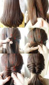 Hairstyle Easy Step By Step kids hairstyles for long hair step by step cute hairstyles for 1251 by stevesalt.us
