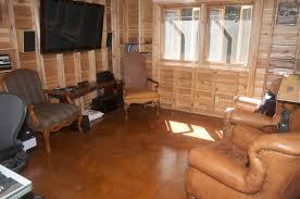 Concrete Cabin Concrete Stain Manufacturer Concrete Camouflagear Quietly Has