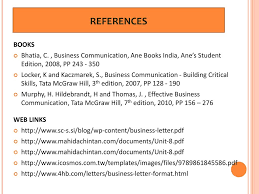 Business Communication Letters Pdf Business Letter Ppt Download