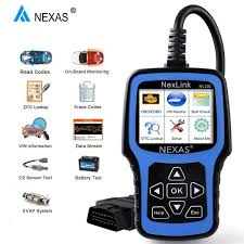 nexas nl101 car code reader automotive