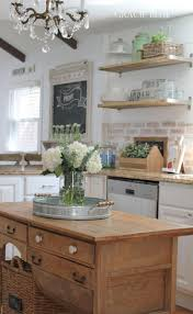 Kitchen Island Farmhouse 17 Best Ideas About Kitchen Island Centerpiece On Pinterest
