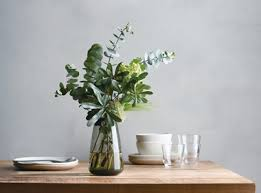 office greenery. Perfect Greenery Aqua Culture Vase Large Grey And Office Greenery