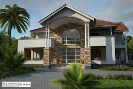 Superb 4 Bedroom House Plan   ID 24601