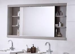 Elegant and Modern Bathroom Mirrors and Cabinets