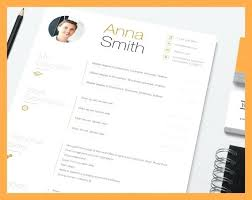 Creative Resume Templates Free Download For Microsoft Word ...