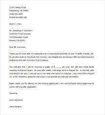 acceptance letter template 10 free word pdf documents acceptance of offer letter format acceptance of offer letter format