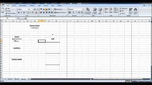 Online Balance Sheet Free Online Bookkeeeping Course 11 Balance Sheet