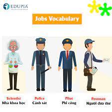 Từ vựng và cách học tiếng Anh trẻ em chủ đề nghề nghiệp