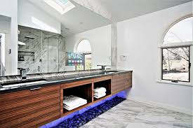 gci worked with builder ccm construction s electrician and designed a dmx lighting system in the kitchen master suite and master bath and control4