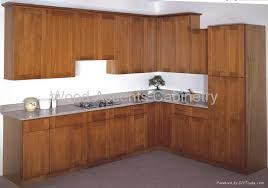 solid wood kitchen cabinet 1