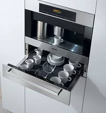 Miele coffee system plate & cup warmer