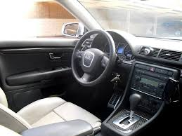 black audi a4 interior. b7 audi a4 interior black
