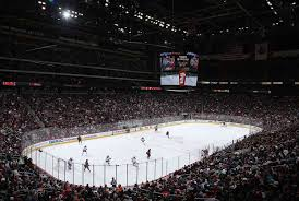 Coyote Stadium Seating Chart Events At The Gila River Arena In Glendale Arizona