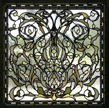 stained glass window victorian reclaimed door panels