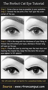 beauty tutorials makeup tutorials how to do a cat eye tutorial