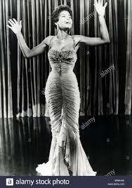 ABBEY LINCOLN (1930-2010) US jazz singer Stock Photo - Alamy