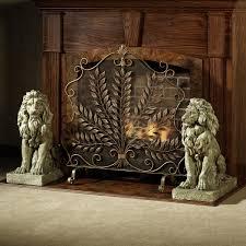 antique fireplace screen. large (large: 1200x1200 pixels). gorgeous folding fireplace screens antique screen e