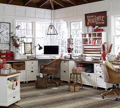 craft room ideas bedford collection. Whitney Office Collection Pottery Barn In White Would Be Great For Craft Room Ideas Bedford R