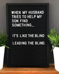 Marriage Husband Son Father Dad Blindleadingtheblind Blind