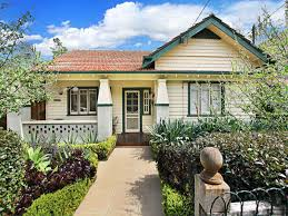 Small Picture Brick californian bungalow house exterior with porch landscaped