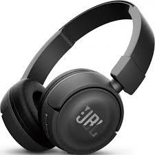 <b>Беспроводные наушники</b> с микрофоном <b>JBL</b> Bluetooth <b>T450BT</b> ...