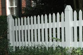 fence design. Pointed Top Picket Fence Fence Design