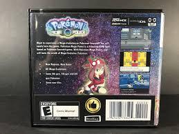 Pokemon Mega Power Fan Made GBA