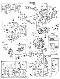 briggs and stratton 62030 series parts list and diagram click to close