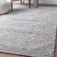 high tech nuloom trellis rug nuloom handmade concentric diamond wool cotton 8 6 x 11