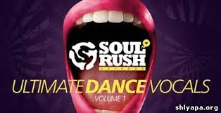Download Soul Rush Records Ultimate Dance Vocals Volume 1