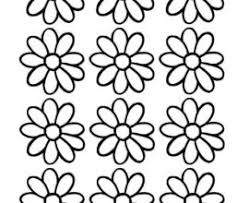 Small Picture Daisy Flower Picture Coloring Page Free Printable Coloring
