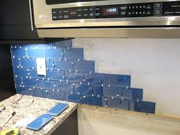 installing glass tile backsplash around s ooshirts club full size of install electrical 640x480 prime tiles