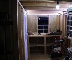 24W Solar Panel Lighting Kit For Shed Stable Workshop Garage Solar Powered Lighting Kits