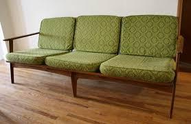 Mid Century Modern Sofa Picked Vintage
