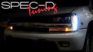 SPECDTUNING INSTALLATION VIDEO: 2002 - 2009 CHEVY TRAILBLAZER LED ...