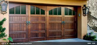 wood garage doorsResidential Garage Door Manufacturers  Custom Wooden Garage Doors