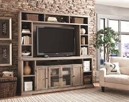In Wall Entertainment Cabinet Canyon Creek 84 Inch Entertainment Console And Hutch By Aspenhome