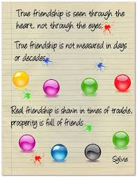 Short Quotes About Friendship