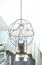 modern chandeliers for high ceilings high ceiling lighting solutions high ceiling chandelier foyer lighting for high