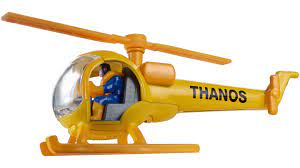Hot Wheels Thanos Copter Coming To SDCC ...