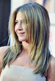 Long Layered Hairstyles With A Side Fringe Long Layered Haircuts